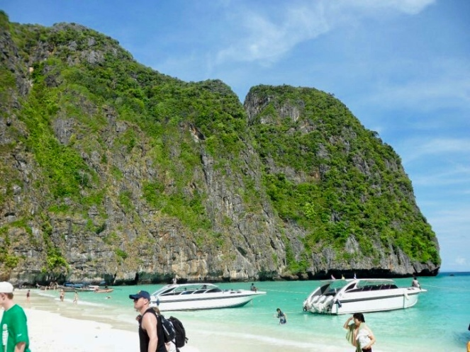 Maya Beach,Thailand