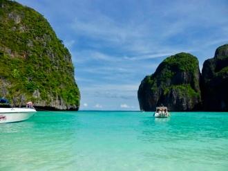 Maya Beach, Thailand